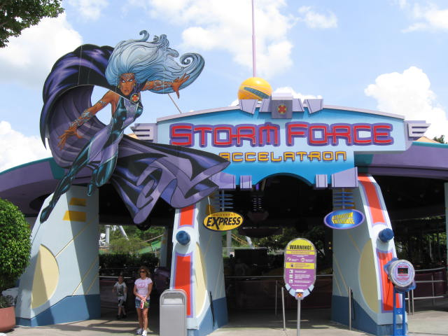 Image result for what is the storm at universal studios orlando called